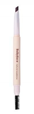 Карандаш для бровей It's Skin Babyface Natural Eyebrow тон 03 серо-коричневый 0,3г: фото