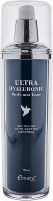 Тонер для лица ESTHETIC HOUSE Ultra Hyaluronic acid Bird's nest Toner 130 мл: фото