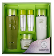 Набор для лица АЛОЭ 3W CLINIC Aloe Full Water Activating Skin 3 Kit Set: фото