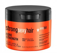 Маска восстанавливающая для прочности волос SEXY HAIR Core Strength Nourishing Anti-Breakage 200мл: фото