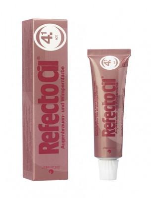 Краска для бровей и ресниц REFECTOCIL #4.1 цвет красный 15мл: фото