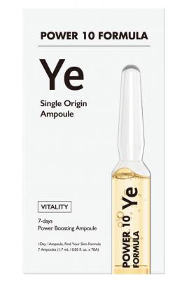 Набор питательных сывороток для лица It's Skin Power10 Formula YE Single Origin Ampoule 1,7мл*7шт: фото