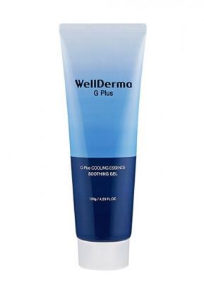 Охлаждающий успокаивающий гель WELLDERMA G Plus Cooling Essence Soothing Gel 120 г: фото